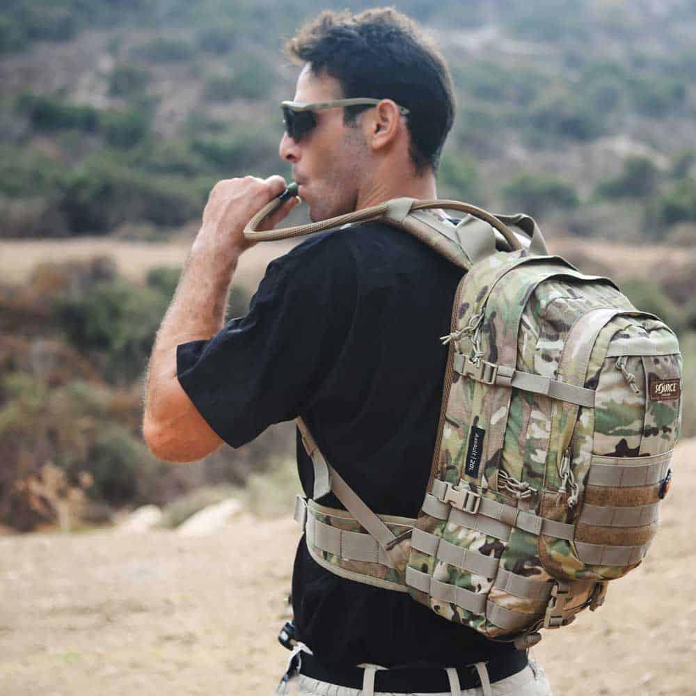 Assault 20L | Tactical Backpack | 3L Hydration Bladder