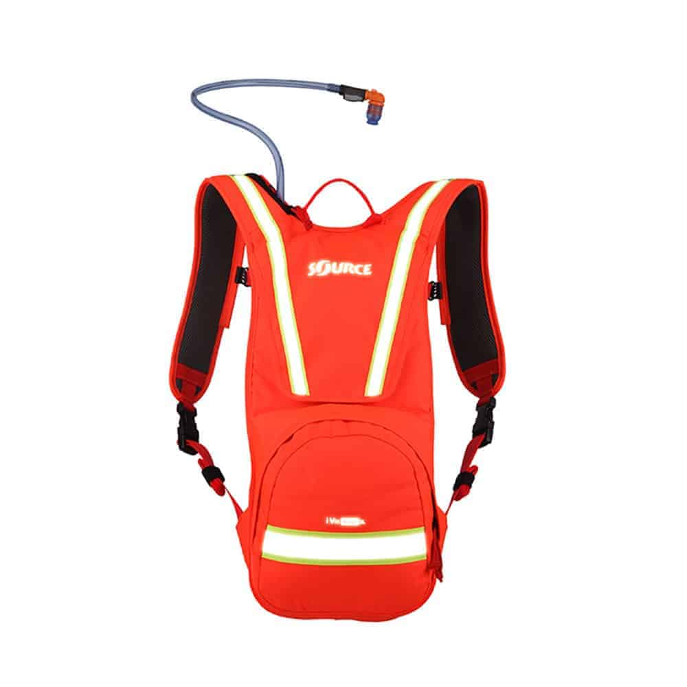 iVis Blaze | High Visibility Hydration Pack | 3L (100 oz.)