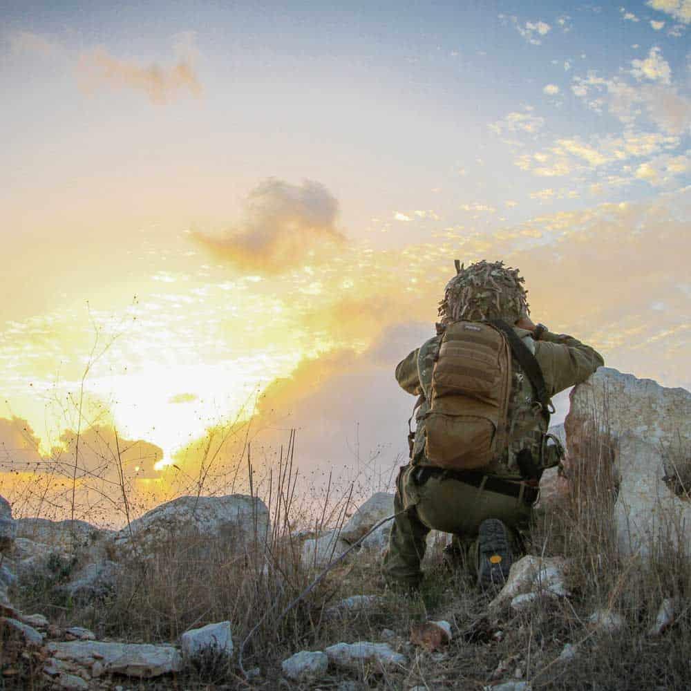 Commander 10L | Tactical backpack | 3L Hydration bladder