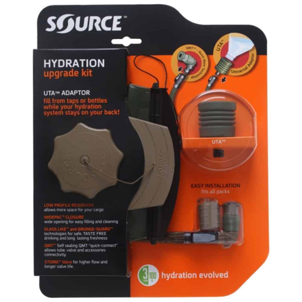 WXP Low Profile Bladder + UTA |Hydration Upgrade Kit | 3L (100 oz.)