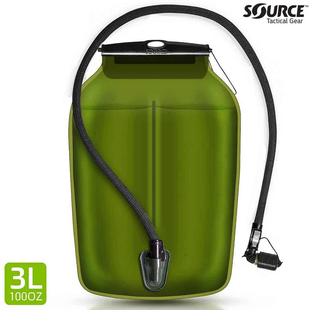 WLPS | Low Profile Hydration Bladder | 3L (100 oz.)