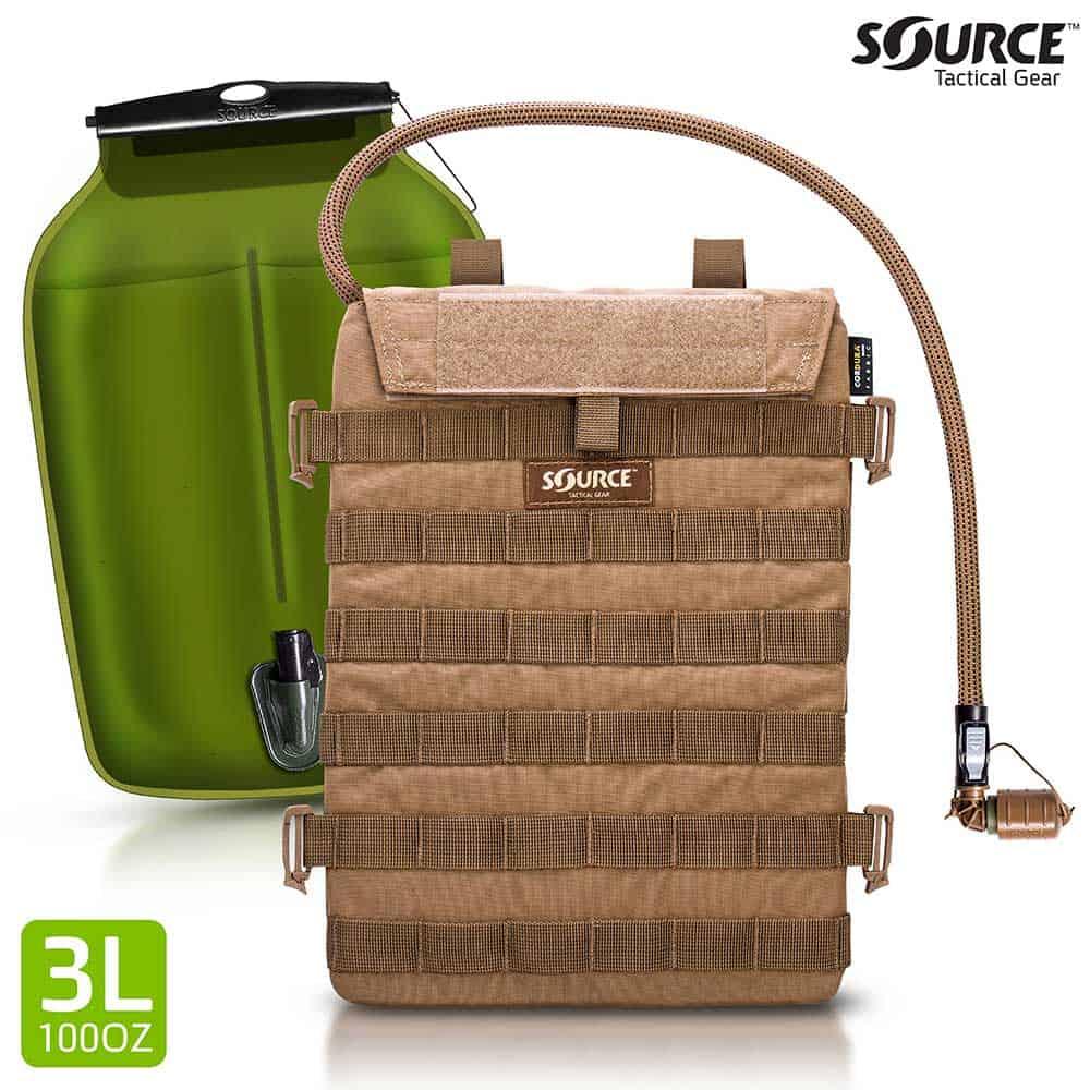 Razor | Low Profile Hydration Pouch | 3L (100 oz.)