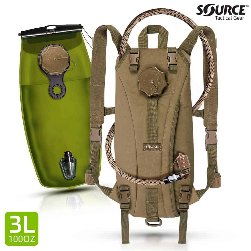 Tactical | Hydration Pack | 3L (100 oz.)