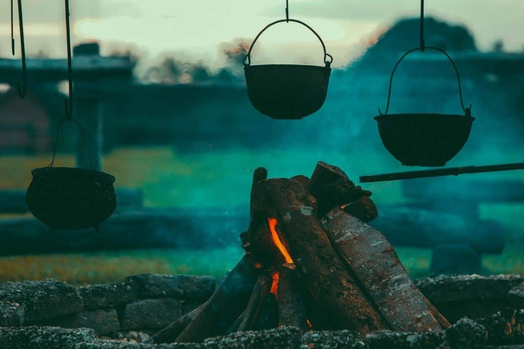 Fire Camp Cooking