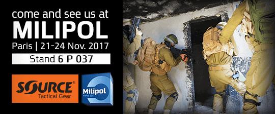 Mailstamp Milipol 2017