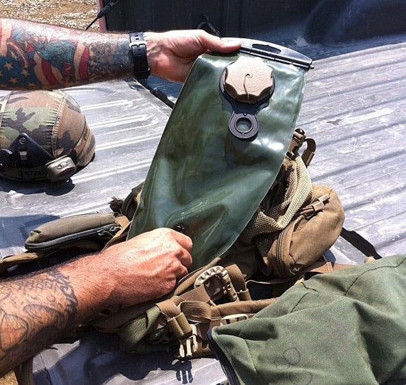 Tactical Pack Hydration For Hiking