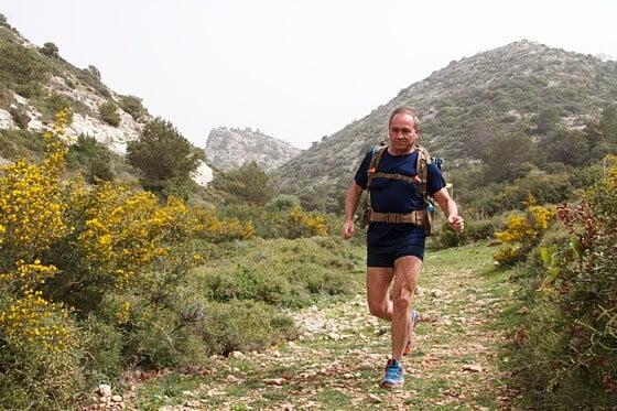 Trail Running Carlos