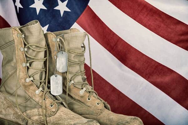 tactical boots - U.S army